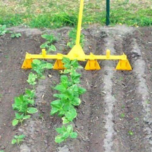 How to Make Garden Rows (Using Tiller, Hoe, or Tractor)