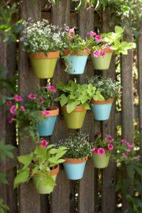 Fence Vertical Garden